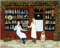 Bacco´s wine shop